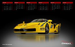 Ferrari FXX Evoluzione Wallpaper