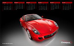 Ferrari 599 GTB Fiorano Wallpaper